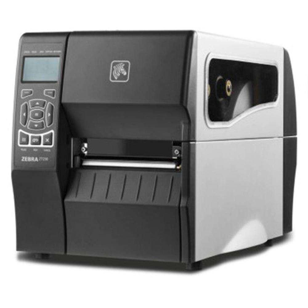 ZT230商用工业不干胶条码打印机