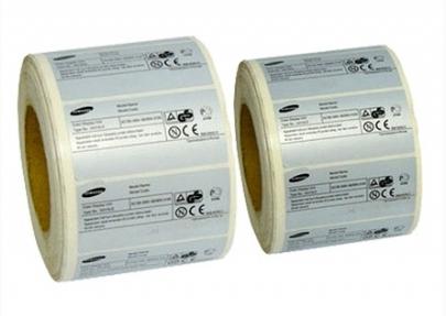 亚银印刷标签