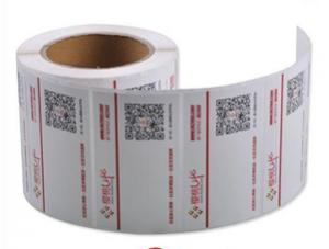 合成纸印刷标签